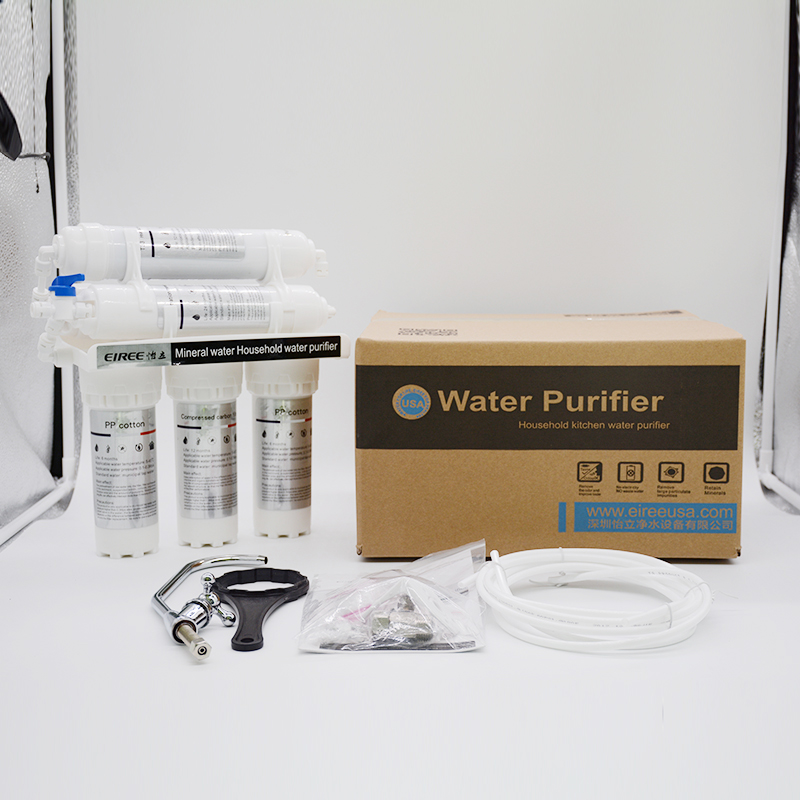 2018 Free Shipping Best Price Home Use 6 stages UF Water Purifier best price 5pin cable for outdoor printer