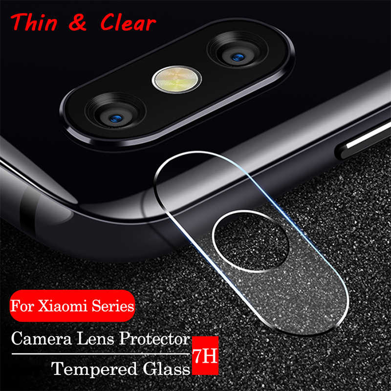 Len macchina fotografica di Protezione Dello Schermo per Pocophone F1 Xiaomi Mi A2 Lite A1 Lente di Vetro Di Protezione per Xiaomi Mi 3 Della Miscela di trasporto 2S Max 2 Gioco di Vetro