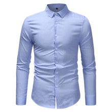 Hip Hop Office Shirt Men Working Elegant Blusa Top Novelty Streetwear Clothing New Arrival Vintage Mens Shirts Plus Size Shirt