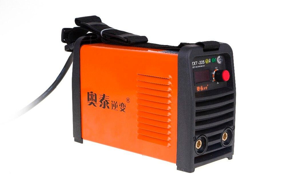 DC falownika kij sprzęt spawalniczy spawarka inwerterowa zx7-225 IGBT spawacz łukowy