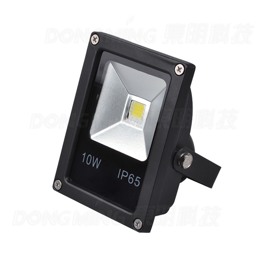 led flood light 10w outdoor waterproof ip65 dc12v black cover rgb led spotlight led floodlight. Black Bedroom Furniture Sets. Home Design Ideas