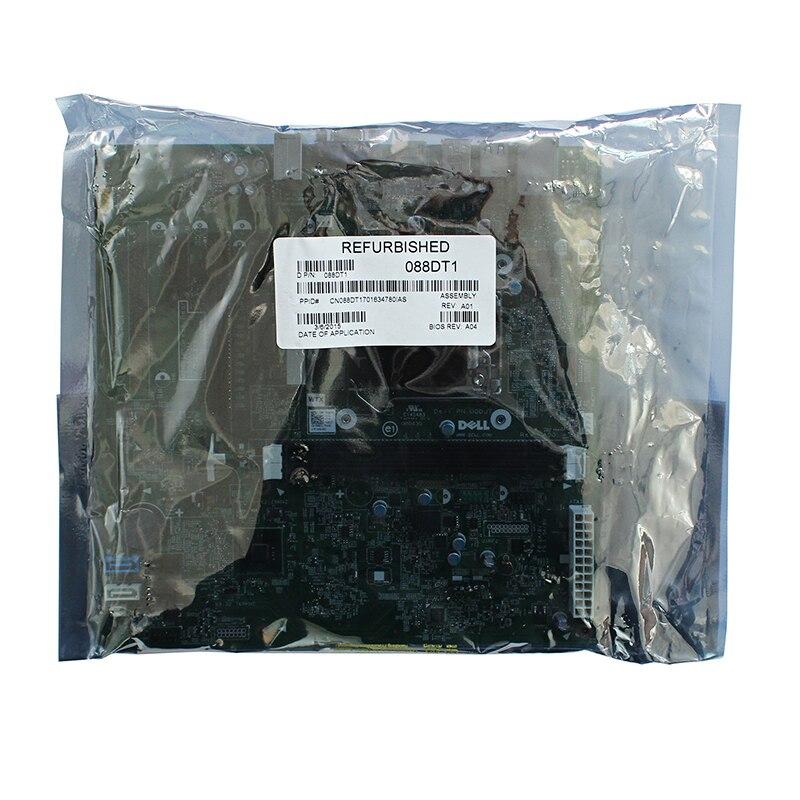 088DT1 Original For DELL 3900 3010 3000 3800 3647 3020 3847 SFF H81 desktop motherboard LGA1150 DDR3 MIH81R 13040-1M GGDJT 5