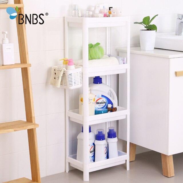 BNBS Bad Organizer Regal Über Wc Halter Regale Für Küche Liefert Speicher Rack Mit Lagerung Korb Zubehör