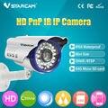 Vstarcam c7815wip onvif wi-fi wireles câmera ip outdoor 720 p waterproof ip66 rede de segurança hd cctv suporte para câmera 128g cartão sd