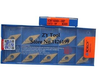Free shopping 10PCS VCMT160404 HMP NC3020 carbide Insert Insert SVJCR SVVCN SVQCR SVUCR processing steel