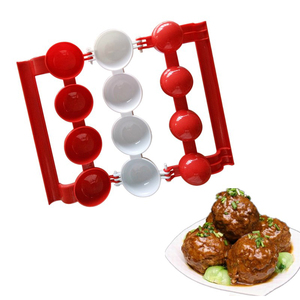 New Arrival Meatball Mold Stuffed Fish Balls Maker DIY Homemade Mould Cooking Ball Machine Kitchen Tools Accessories(China)