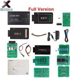 Original CGDI CG100 III PROG Auto Key Programmer Full Version All Adapters All Function Renesas SRS Airbag Restore CG 100 Stable