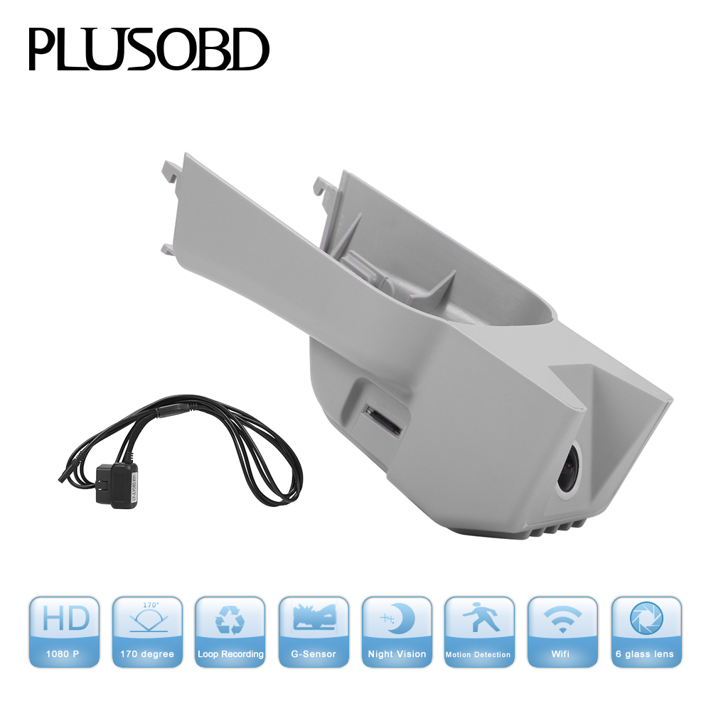 Special Car Dvr Vehicle Traveling Data Recorder Rearview Mirror HD 1080P 30FPS Car DVR Dash with Motion Detection for Benz