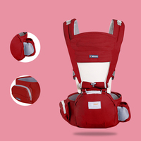 2019 Baby Carrier Hipseat Stand Stool Travel Summer Spring Breathable Infant Mother Kids SGS Backpack Windproof With Storage Bag