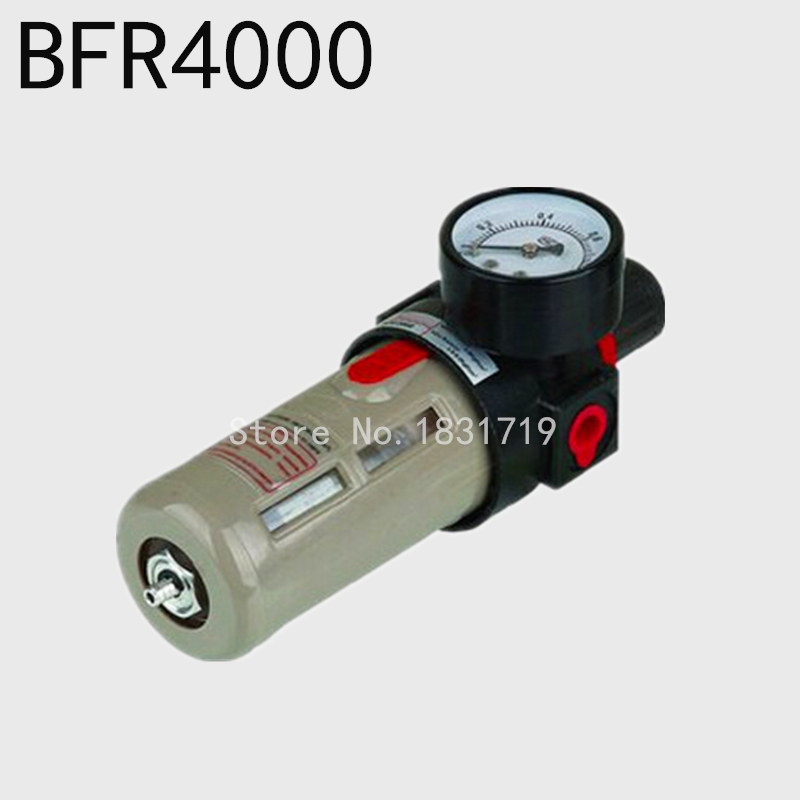 AirTAC type BFR4000 pressure regulating filter BFR-4000 filter pressure regulator valve BFR 4000 oil-water separator sns regulator pressure reducer valve pneumatic components ar2000 airtac type