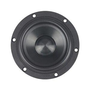 Image 4 - GHXAMP diamentowe ceramiczne 4 cal 120MM głośnik niskotonowy W połowie głośnik basowy jednostki 4Ohm HIFI duży stal magnetyczna 30 50W 74 8000HZ DIY 1PC