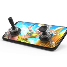 Mobile Game Joystick Gamepad Physical Fling Joysticks Joypad Touch Screen Rocker For Android iPhone Smart Phone pads games