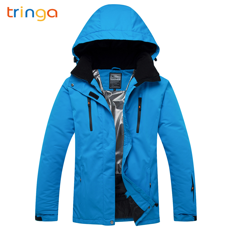 Brands Ski Jacket Men Woman Waterproof  -30 Warm Winter Snow Coat Male Mountain Skiing Snowboarding Ski Clothing
