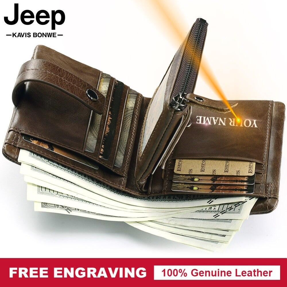 Image 3 - Бесплатная гравировка, 100% натуральная кожа, мужской кошелек, портмоне, маленький держатель для карт, портфель, мужской кошелек, карман для кофе, денегКошельки   -