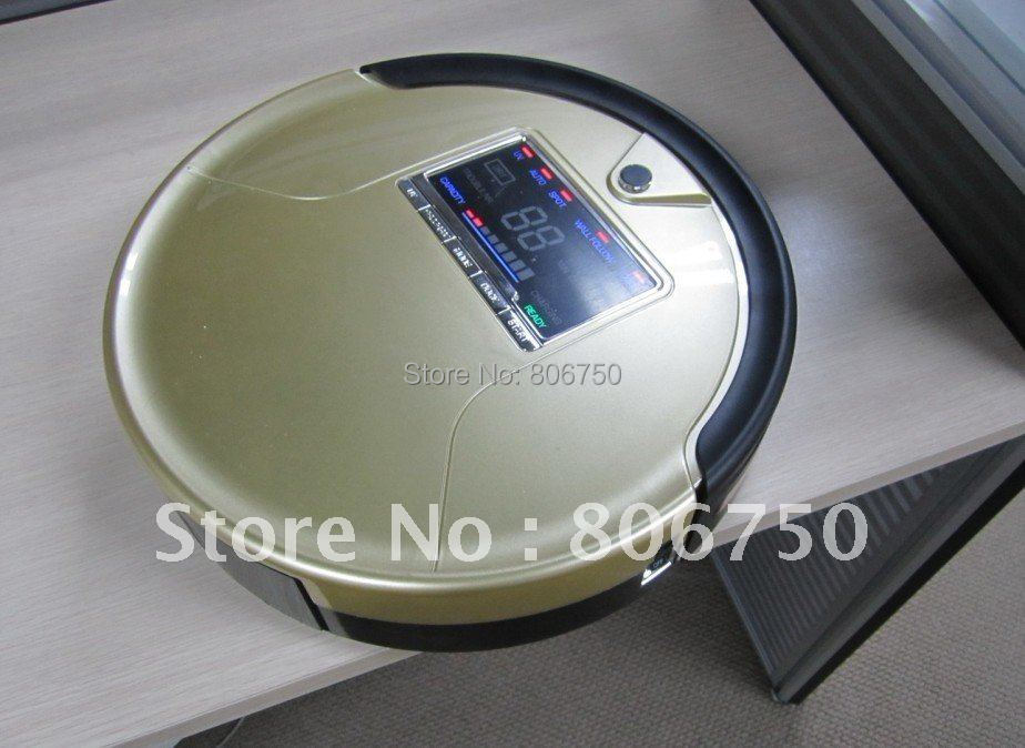 For Russian/ Big LCD Screen/Big Rubblishi Box 1L, Li-ion Battery 3 In Multifunction Auto Vacuum Cleaner M-788A ,UV lights
