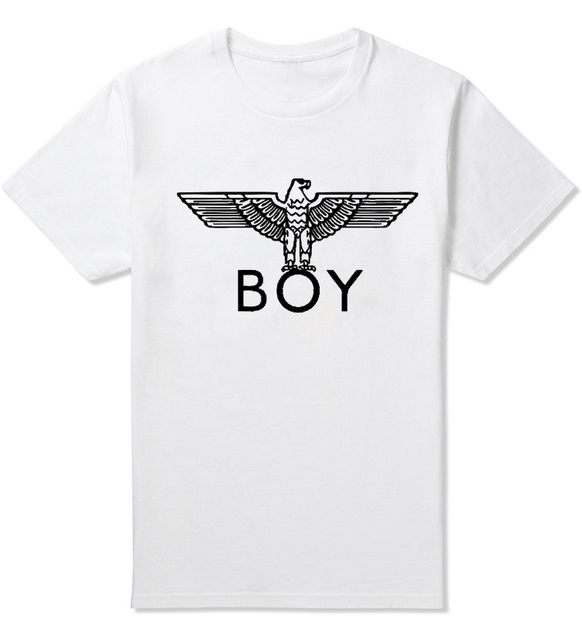 Ray eiche band Super Deal Harajuku T-Shirts Adler Famous Brand Boy London T- 57f16334e2
