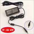 Для Samsung RF410 RF411 RV408 RV410 RV420 RV508 Ноутбук Зарядное Устройство/Адаптер Переменного Тока 19 В 3.16A 60 Вт