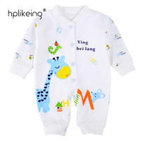 8pcs/lot cartoon baby girl clothes Newborn Baby Clothing Sets boy clothes Good quality infant clothing 100% Cotton Underwear