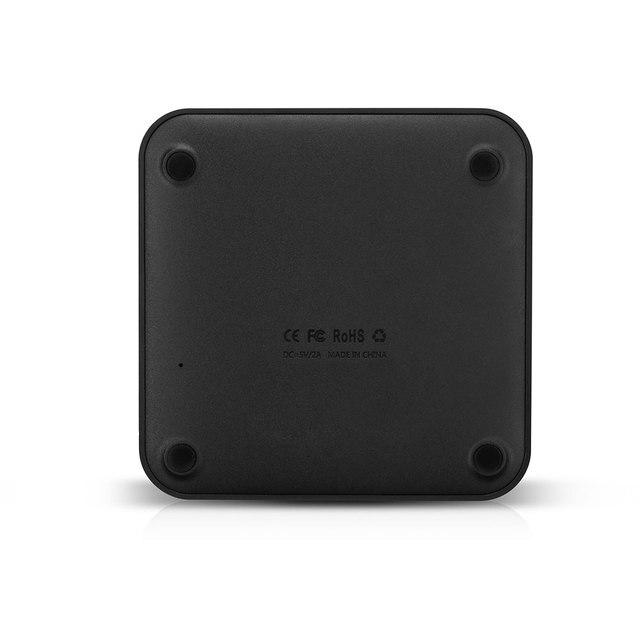 Tanix TX3 Мини ТВ-приставка на базе Android СВЕТОДИОДНЫЙ Дисплей Android 7,1 Amlogic S905W, 2 Гб оперативной памяти, 16 Гб встроенной памяти, 2,4G Поддержка wi-fi 4 K H.265 YouTube media Player 4