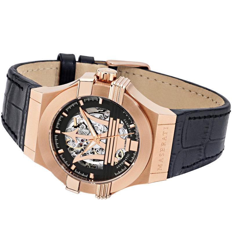 Relojes de pulsera mecánicos para hombre Maserati Velocita - Relojes para hombres - foto 2