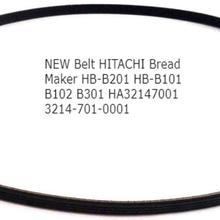 Ремень для экскаватора HITACHI хлебопечка HB-B101 HB-B201 HB-B301(ременный# HA32147001 3214-701-0001
