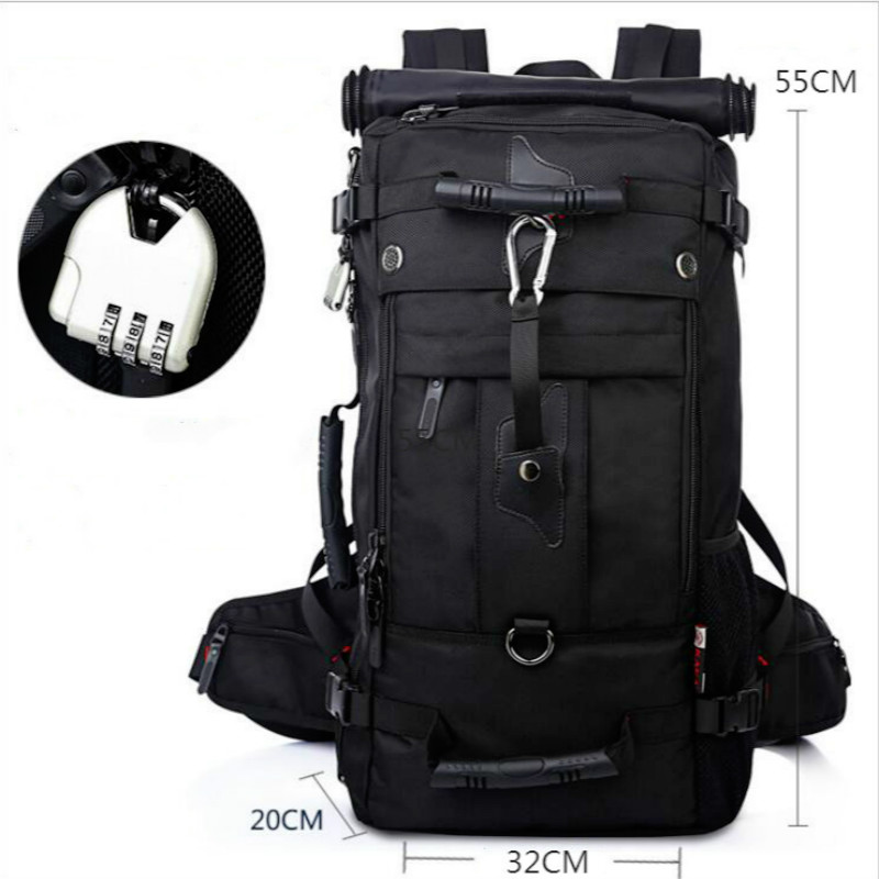 2016 New Men backpacks bags Travelling Laptop Computer Backpack shoulder bag School Mochila free shipping цена