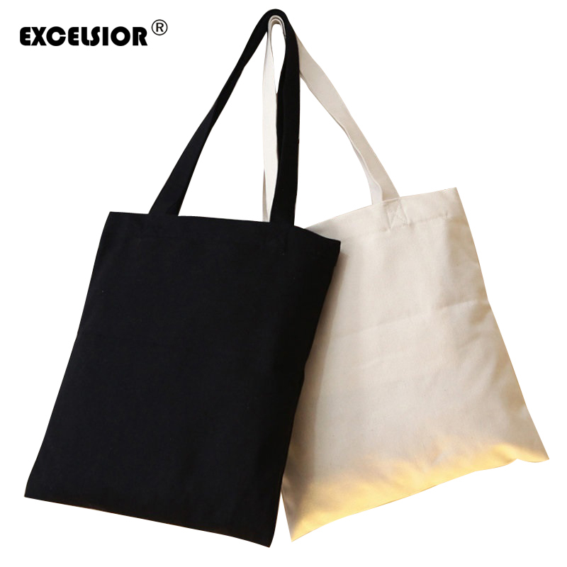 2017 Women Canvas Shopping Bags Casual Tote Zipper Ecofriendly Shoulder Versatil