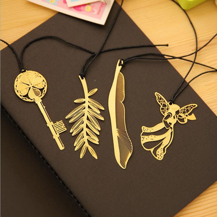 Эллен Брук 1 шт. классический материал металл закладки книжные маркеры офисные школьные принадлежности милые канцелярские подарок