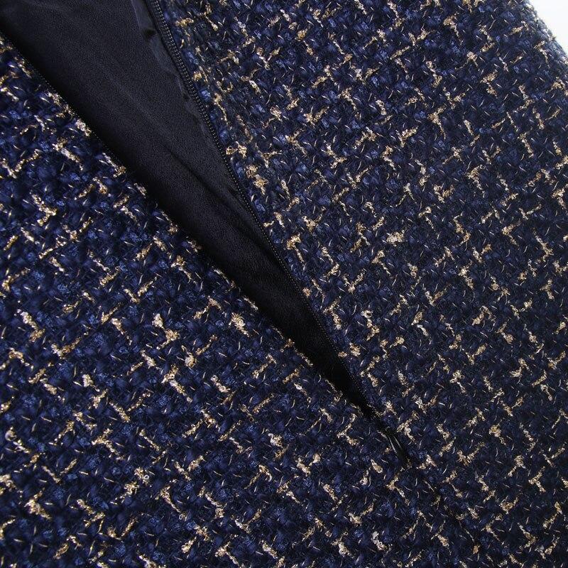 Hiver Gilet Cachemire Automne Haut Perles Dress 2018 Gamme Piste Luxe Arc Cravate Robe Réservoir De Robes Laine Style Mélange wzxqXF1