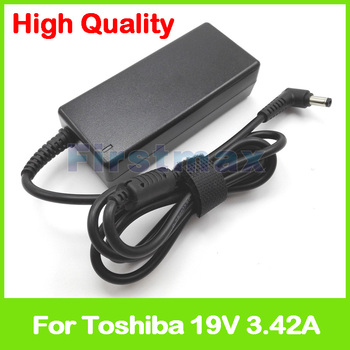 65w ac adapter 19V 3.42A for Toshiba laptop charger Satellite L40T-A C50D-C C50Dt-A C50T-A L40T-B L50-C L50D-C P50D-C-104 C50T-C