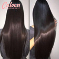 """7A Peruvian Virgin Hair Straight Human Hair 4 Bundles Peruvian Straight Virgin Hair Bundle Deals 8""""-26"""" Peruvian Straight Hair"""