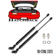 2pcs Fits 2000 2001 2002 2003 2004 2005 2006 Toyota Celica  Rear Hatch Lift Support