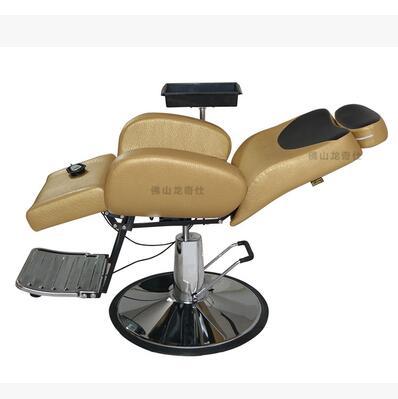 Aktiv Elektrische Kann Legte Lift Haarschnitt Stuhl. Friseur Stuhl .. Um Der Bequemlichkeit Des Volkes Zu Entsprechen
