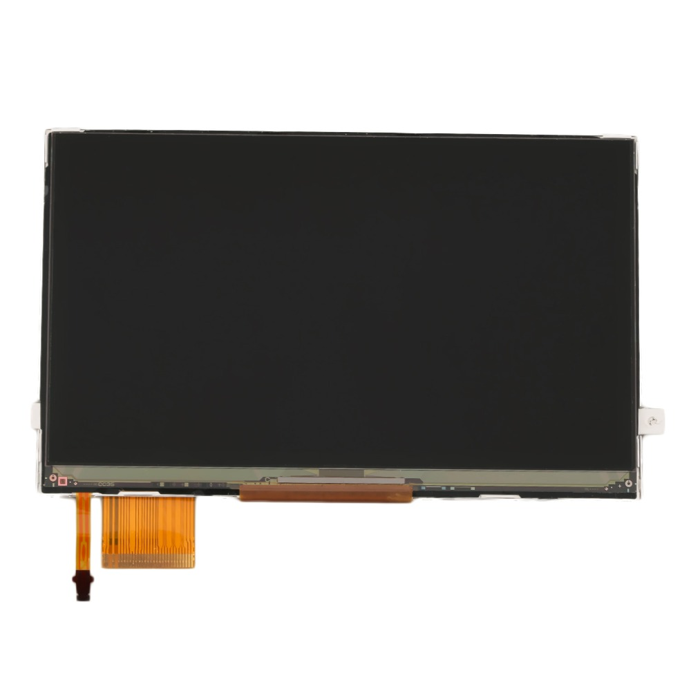 Original Replacement Capacitive Black LCD Screen Display Repair Replacement Parts For SONY for PSP 3000