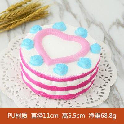 Swell 050 Fashion Simulation Birthday Cake New Fake Cake Model Display Personalised Birthday Cards Fashionlily Jamesorg
