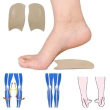 1 Пара Плоскостопие Ортопедии Стельки В Течение Восьми Ног Ортопедические Варус Правильную обувь XO Тип Ноги Ортопедические Стельки Обувь Pad Z57301