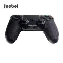 Jeebel PS4 controlador Grips Tampa da pele Protector Anti Skid PS4 Handle Gamepad Game Console Controlador Grip EVA Protetora Da Pele
