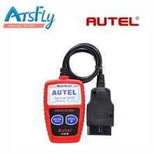 Autel MaxiScan ms309 OBD2 OBD II Сканер CAN BUS Code Reader Автомобиля Диагностический Инструмент MS309 autel ms309