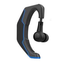 Bluetooth наушники с микрофоном Беспроводной наушники Bluetooth 4.1 Спорт ведения бизнеса гарнитуры cvc 6.0 для IPhone Xiaomi Android