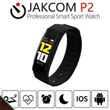 JAKCOM P2 Profissional Inteligente Relógio Do Esporte venda Quente em Trackers Atividade como brinde mini localizador gps localizador de carro Inteligente