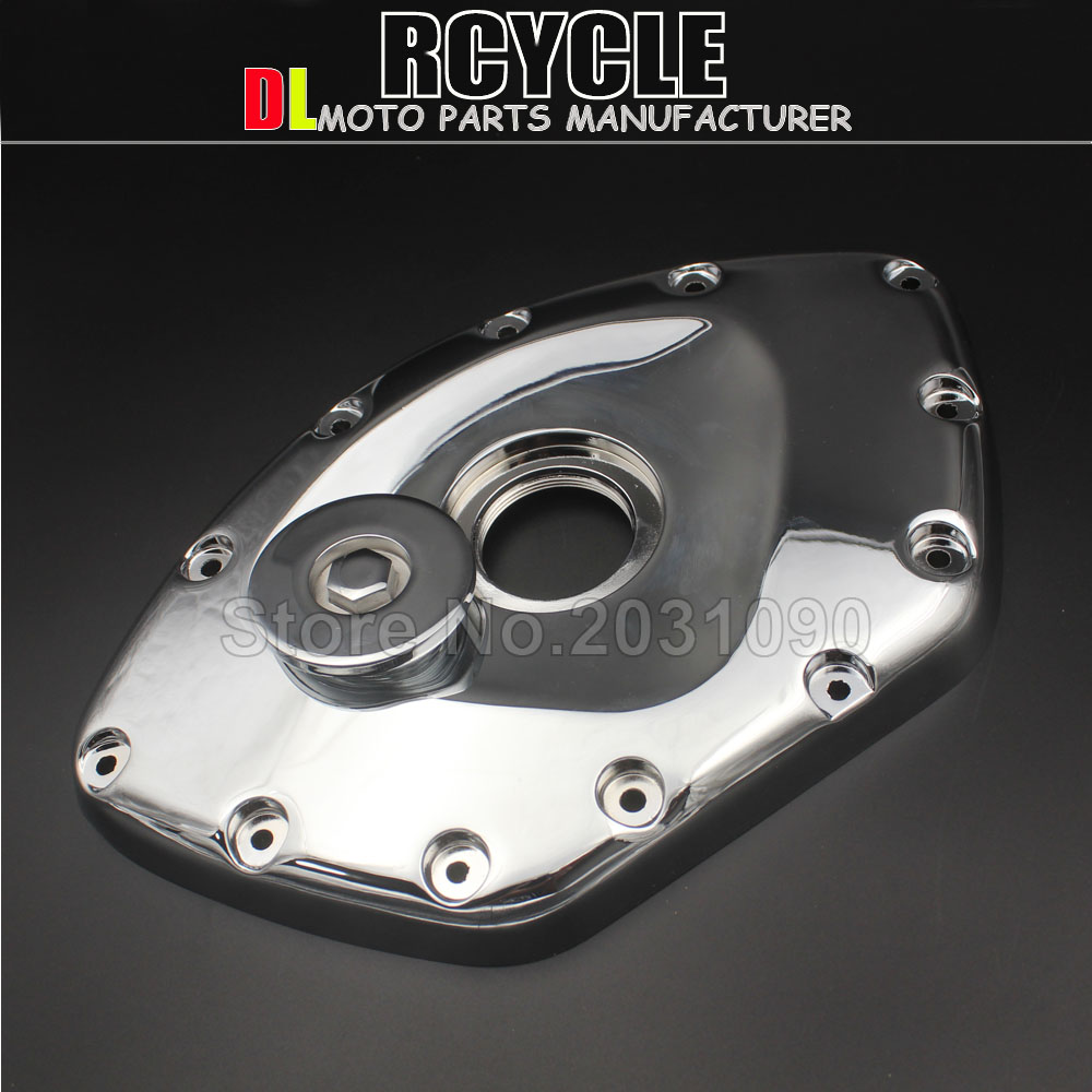 Timing Chain Cover Chrome For Honda GL1800 GOLDWING 01 13 F6B 2013 2015