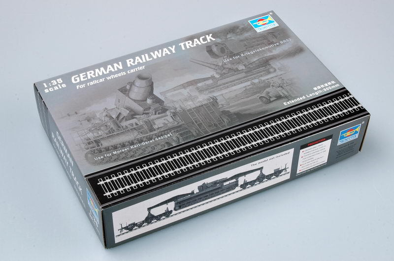 1:35 World War Ii German Railway Track Military Assembly Model Train Scene Sand Plate