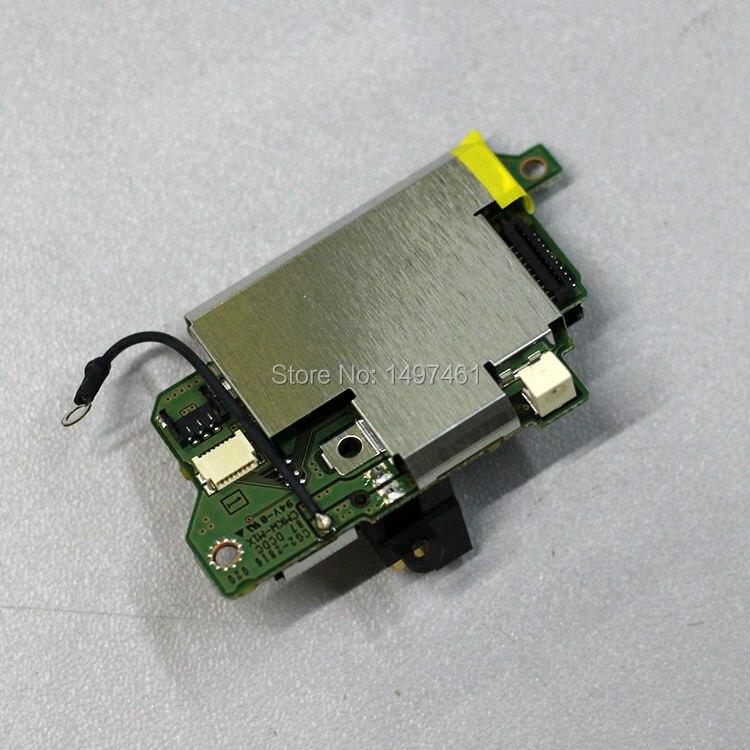 Nouveau dc carte d'alimentation de réparation pièces pour canon eos 60d ds126281 reflex
