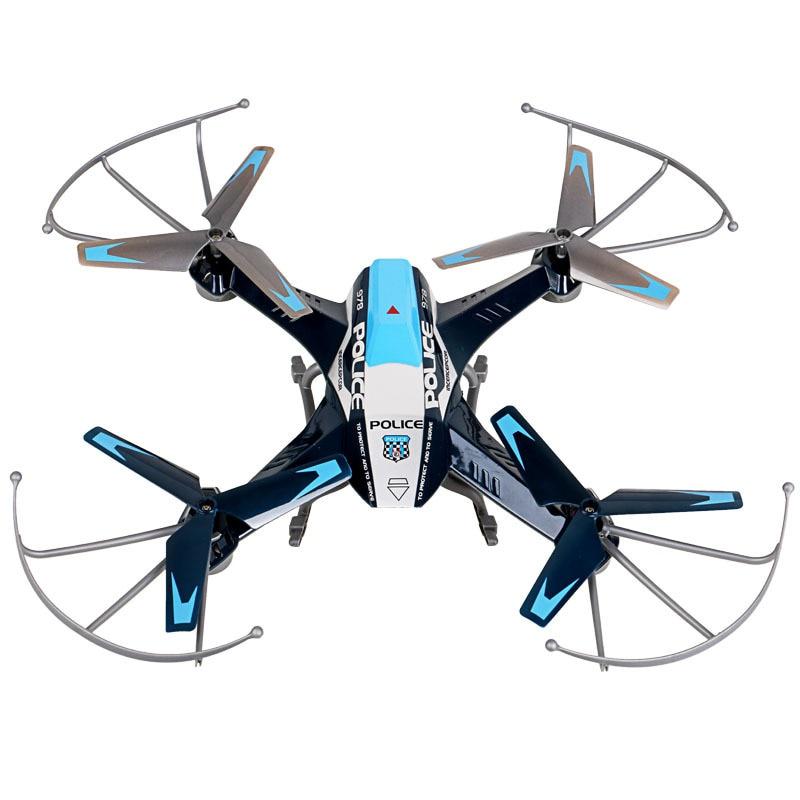 ФОТО Cdragon Blair A9 super remote control four axis aircraft toy plane disc rotor UAV children fall.