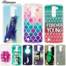 Soft Beautiful TPU Silicone Case For LG Bello D331 D337 G2 mini G3 G4 Stylus LS770 H502 X Power K7 K8 K10 L70 L90 Spirit B111