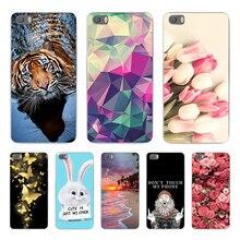 Case For Xiaomi Mi5 Cover Prime Soft Silicon Mi 5 Phone Cases M5 5.15