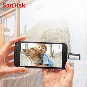 Image 5 - Sandisk Pendrive 32GB usb c Flash Drive 64GB 128GB 256GB SDDDC2 Type C Disk On Key Cle USB Computer Gift USB 3.1 For Galaxy