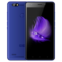 Original Elephone C1 Mini 4G 5.0 Pulgadas Smartphone Android 6.0 MTK6737 Quad Core Móvil 1.3 GHz 1 GB + 16 GB Teléfonos LTE
