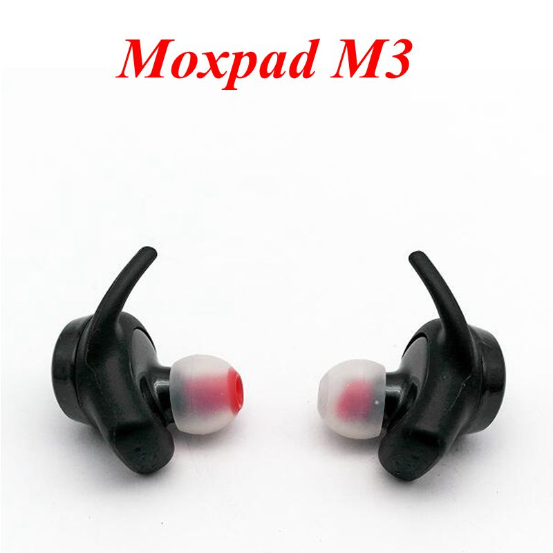 Original Moxpad M3 Mini Bluetooth Sports Earphones True Wireless Double Ear earphones Hands Free Music  Headset VS Dacom TWS