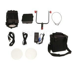 Image 5 - 1 Pc CAME TV Boltzen 100w Fresnel Fanless Focusable LED 일광 Led 비디오 라이트